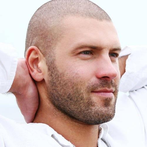 Admirable Beard Mustache And Sideburns Short Hairstyles Gunalazisus